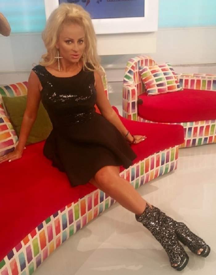 """Sânziana Buruiană şi-a ales """"cătuşele""""! Ce model de verighete a preferat blonda"""
