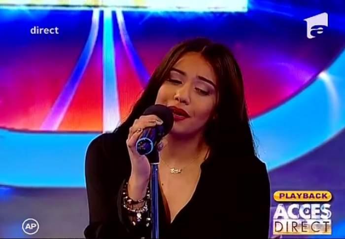 """VIDEO / Betty Salam, despre momentul în care a cântat pentru prima dată piesa în memoria mamei sale: """"Am plâns!"""""""