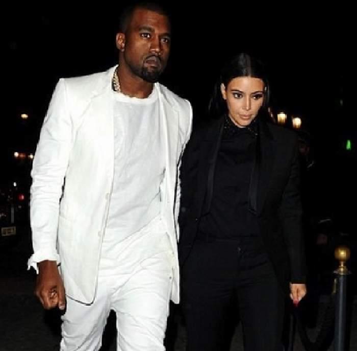 VIDEO / Ce a păţit Kanye West, noaptea, pe stradă. Vezi cum a fost luat pe sus şi de cine!