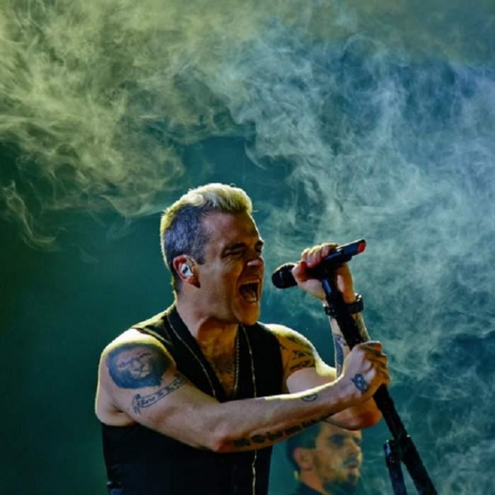 Nicăieri nu e mai bine ca acasă! Robbie Williams revine în grupul Take That!
