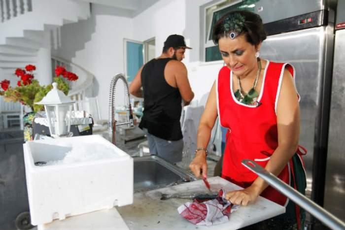 FOTO / Chef Florin Dumitrescu – tartor în bucătărie pentru Speak, Diana Munteanu şi CRBL