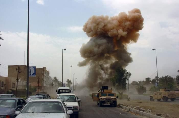 Atentat cu bombă în Afganistan! Trei soldaţi români sunt răniţi