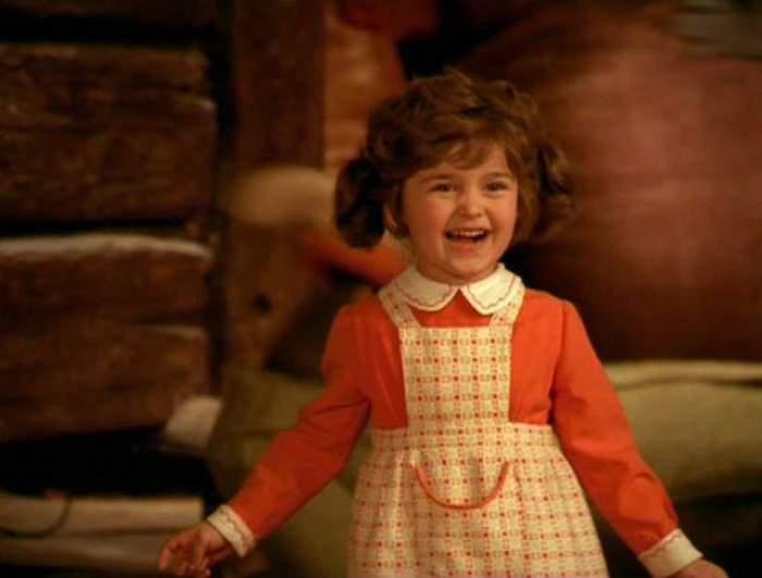 O mai ţineţi minte pe micuţa Veronica? Cum arată actriţa care a interpretat acest rol în zilele la maturitate?