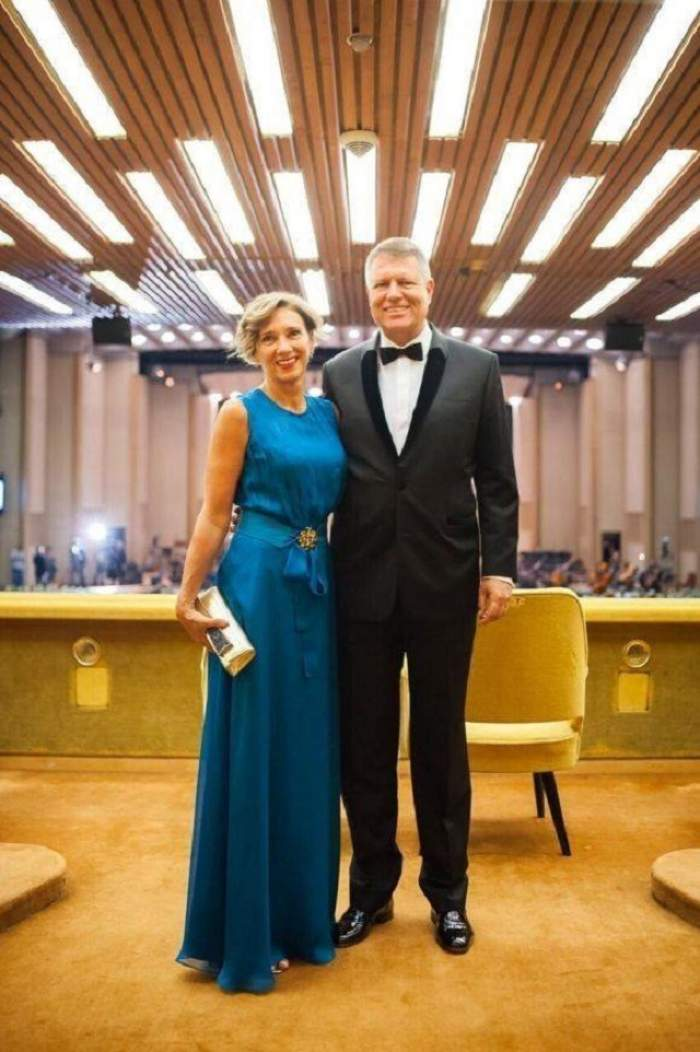 """Carmen Iohannis, gest nobil pentru copiii talentaţi: """"Important este să perseverezi!"""""""