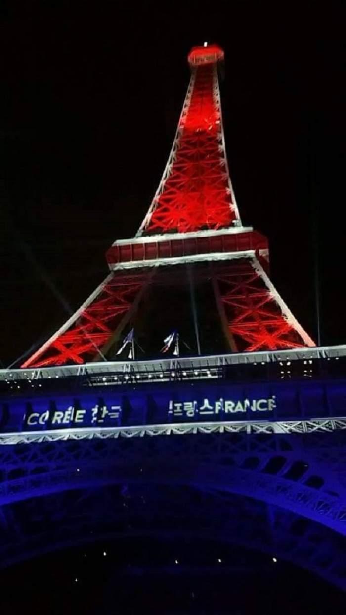 Turnul Eiffel, închis din cauza atacurilor teroriste!