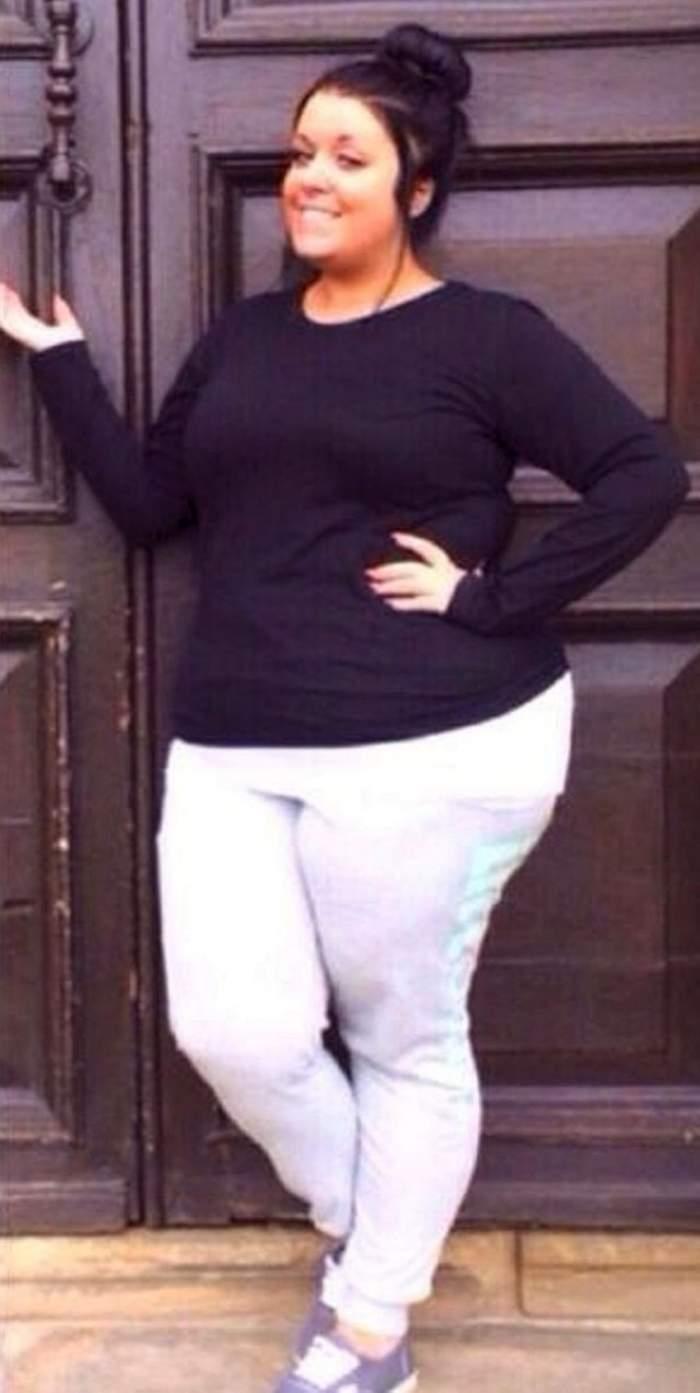 Transformarea uluitoare a unei femei care vrea să semene cu Kim Kardashian! E incredibil cum arată după ce a slăbit 55 de kilograme
