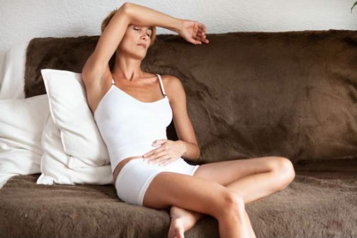 Culoarea ciclului tău menstrual nu este normală? Afecţiunile care se ascund în spatele acestor schimbări