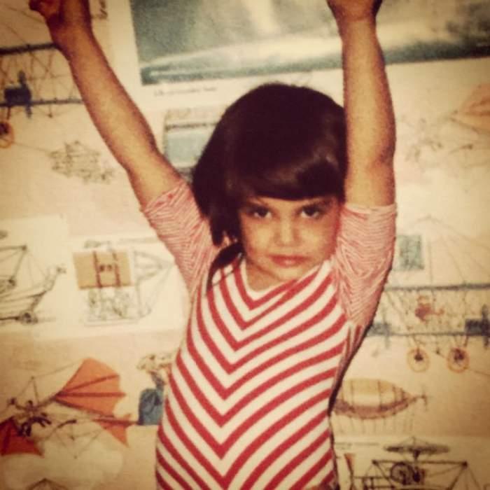 Aşa arăta la doar 6 ani, iar acum este una dintre cele mai talentate actriţe de Hollywood! Îţi dai seama cine e?