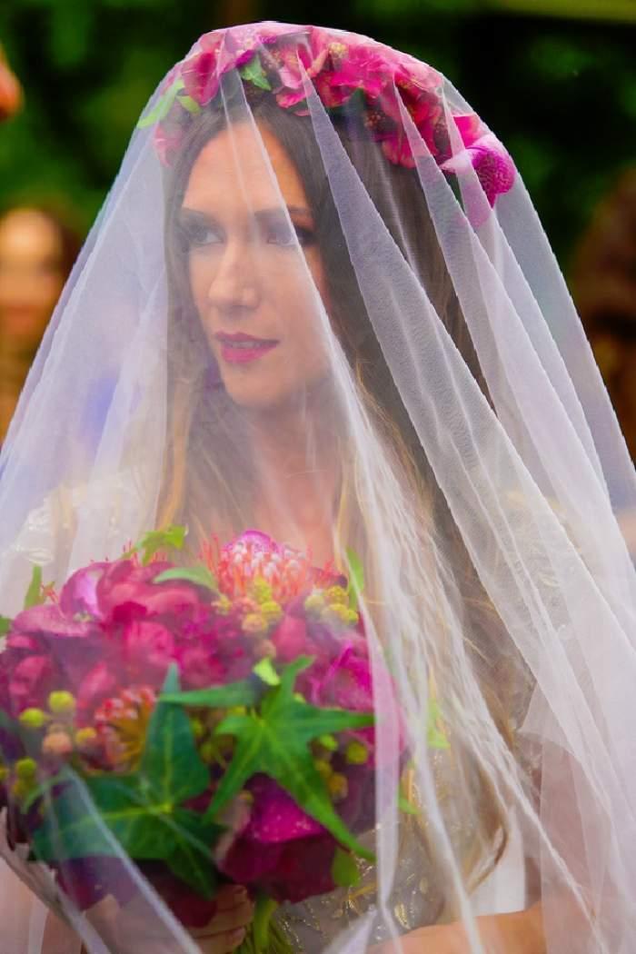 VIDEO / Imagini de la nunta de vis a Adelei Popescu şi a lui Radu Vâlcan. E prima filmare făcută publică!