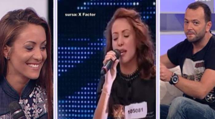 """Accident în platoul de la """"Răi da` buni""""! O concurentă de la """"X Factor"""" şi-a sucit piciorul!"""