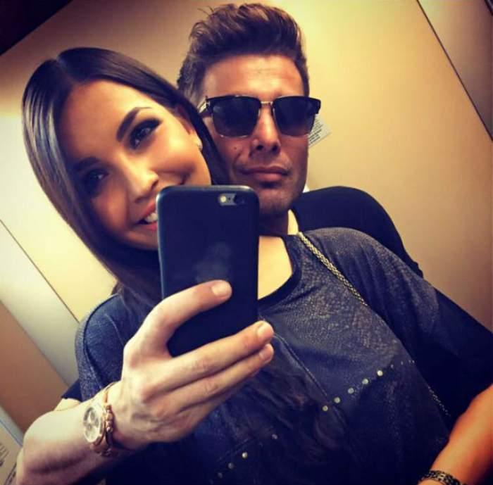 Şi-a făcut selfie în intimitate cu iubita, dar toată lumea a observat altceva. Detaliul lăsat la vedere de Adrian Mutu