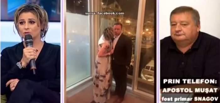 """VIDEO / Anamaria Prodan, confruntare cu cel care i-a vorbit de rău familia! Apostol Muşat: """"Sunt foarte supărat pe Reghe!"""""""