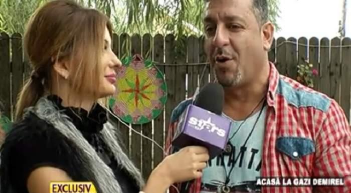 A făcut anunţul în direct! Gazi Demirel se căsătoreşte! Cum arată logodnica lui şi când va avea loc nunta