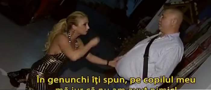 Scandal monstru în culise! Iulia, în genunchi în faţa lui Nicolae Guţă după ce a fost prinsă cu fiul Narcisei!