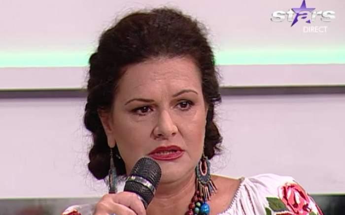 VIDEO / Maria Buză, în lacrimi la TV! Ce a făcut-o pe artistă să clacheze