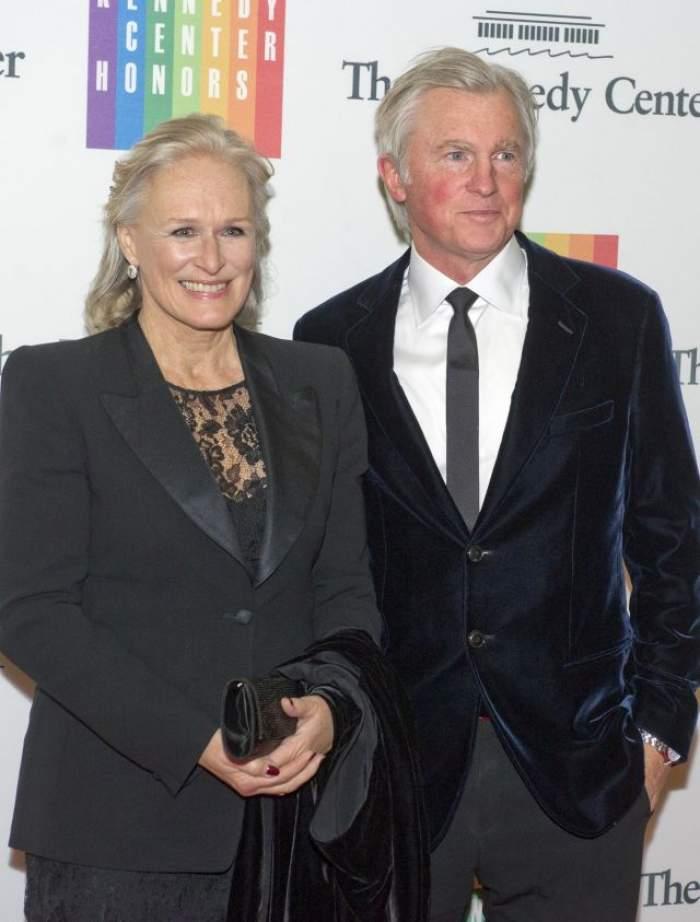 Actriţa Glenn Close divorţează pentru a treia oară, la 68 de ani