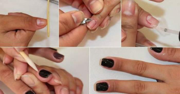 Laşi prea mulţi bani în salonul de înfrumuseţare? Acum poţi să ai unghii perfecte la tine acasă! Cinci paşi simpli