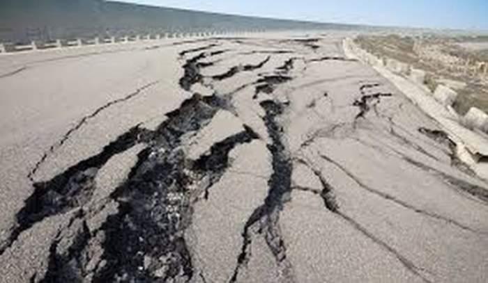 Un cutremur de 6.6 grade a avut loc cu puţin timp în urmă!