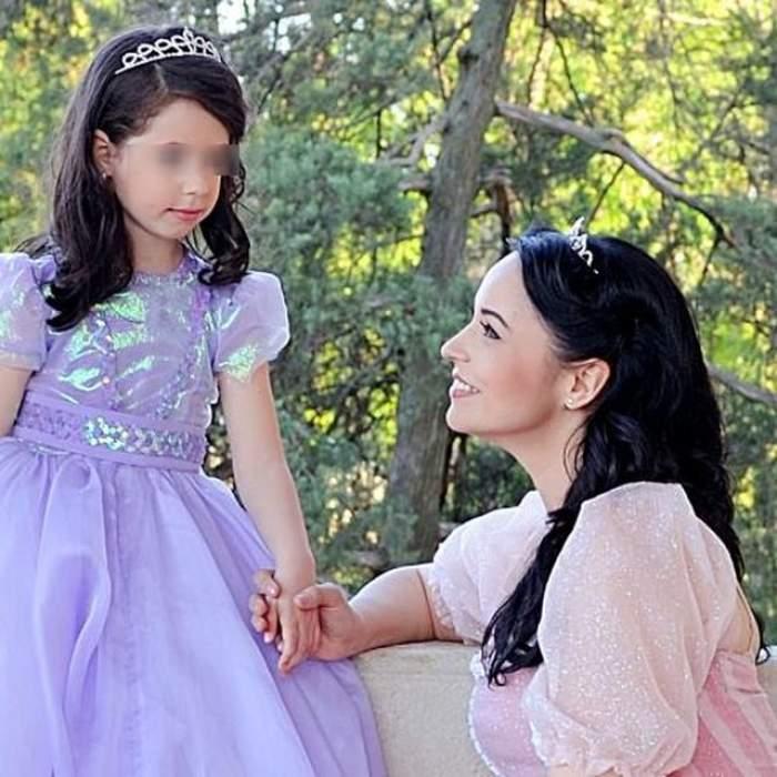 """Andreea Marin, siluetă de model pentru fiica ei: """"Nu sunt frumoasă"""""""
