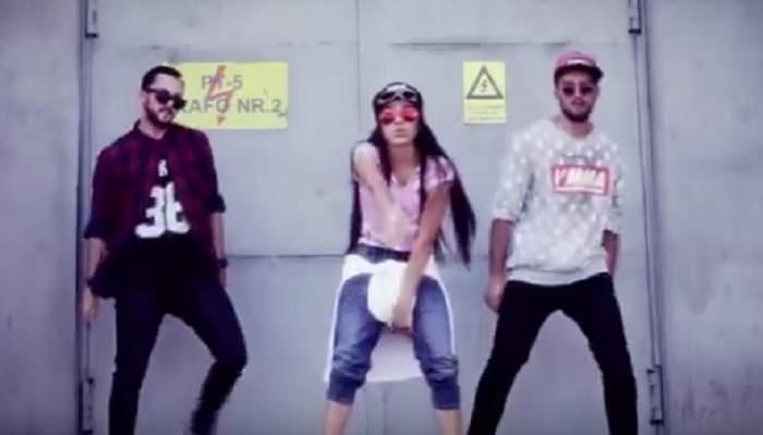 VIDEO / Nu o să-ţi vină să crezi că e ea! Carmen Minune a renunţat la stilul dance pentru rap