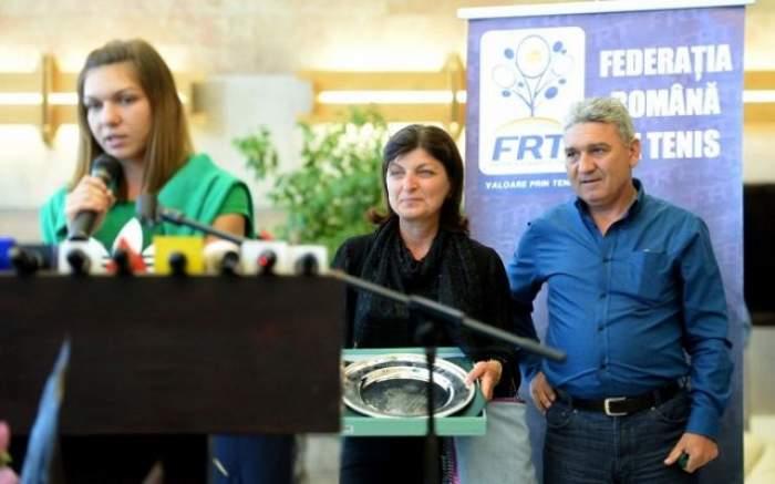 Tatăl Simonei Halep, dezvăluiri incredibile despre tenismenă! Marea sportivă este în tratative cu o mare echipă de la noi din ţară