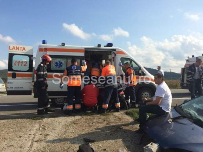 TRAGEDIE pe ŞOSEA! O mamă şi copilul ei de doar patru ani şi-au pierdut viaţa, după ce şoferul a adormit la volan