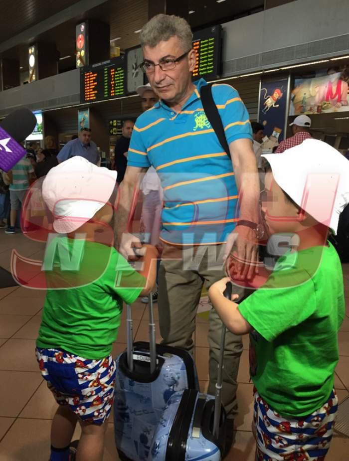 Am aflat planurile lui Silviu Prigoană! Ce vrea să facă omul de afaceri cu copiii Adrianei Bahmuţeanu
