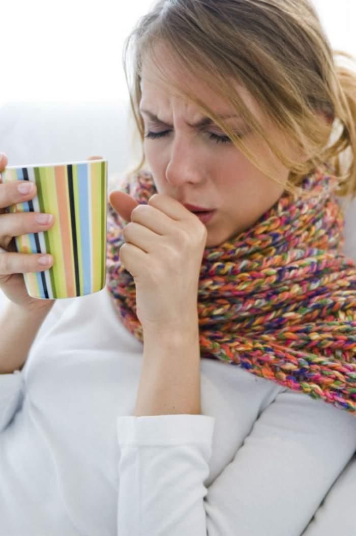 Nu reuşeşti să scapi de tusea seacă şi persistentă? În 3 zile te vindeci cu sirop natural făcut în casă