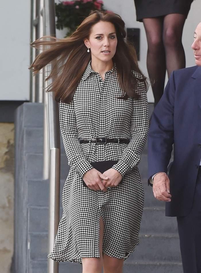 Kate Middleton a ajuns la închisoarea pentru femei!