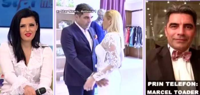 """VIDEO / Declaraţiile lui Marcel Toader înainte de nunta cu Maria Constantin: """"Încep să mă năpădească emoţiile!"""""""