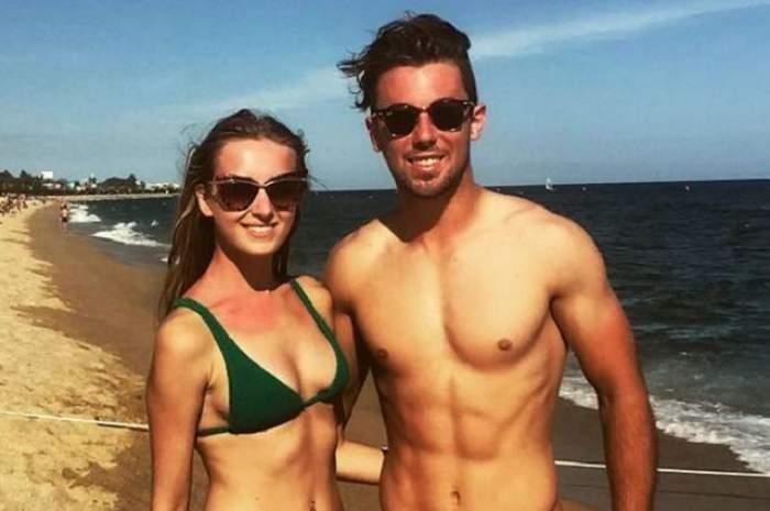 Povestea sfâşietoare a unui tânăr de 22 de ani! I-a pus pe deget iubitei sale moarte inelul de logodnă şi a postat imaginea pe Facebook
