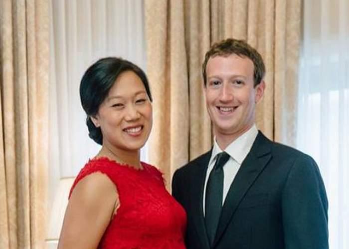 Mark Zuckerberg, un viitor tătic mândru! Cum arată iubita lui în ultimele luni de sarcină
