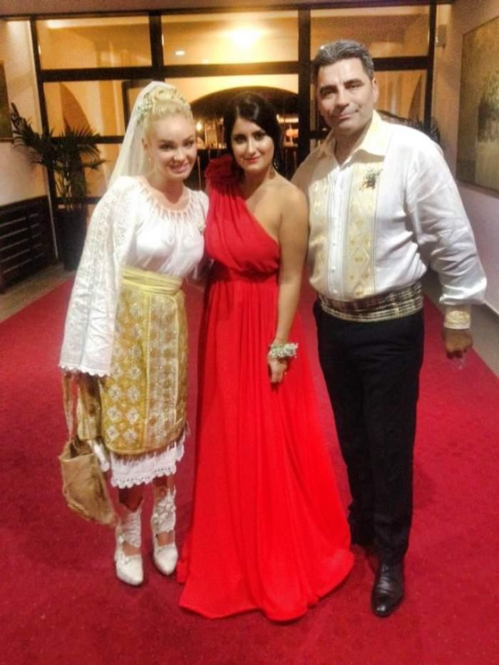 A făcut senzaţie! Cum arată cea de-a doua rochie purtată de Maria Constantin la nunta cu Marcel Toader