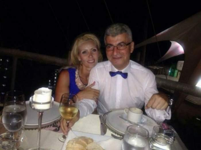 Silviu Prigoană, mândru nevoie mare! Ce ţinută a avut iubita lui la nunta lui Marcel Toader cu Maria Constantin