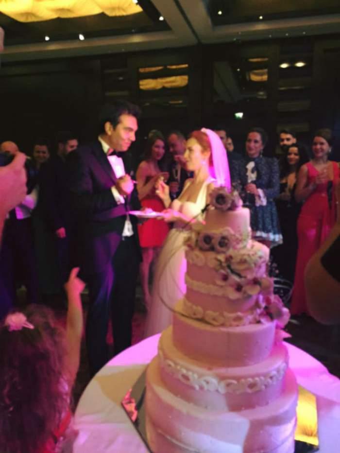 """Au devenit părinţi, iar acum au spus """"DA""""! Augusta Lazarov şi actorul Andreas Petrescu s-au căsătorit"""
