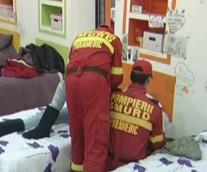 """Panică în casa """"Mireasă pentru fiul meu""""! Medicii de pe Ambulanţă au intervenit de urgenţă"""