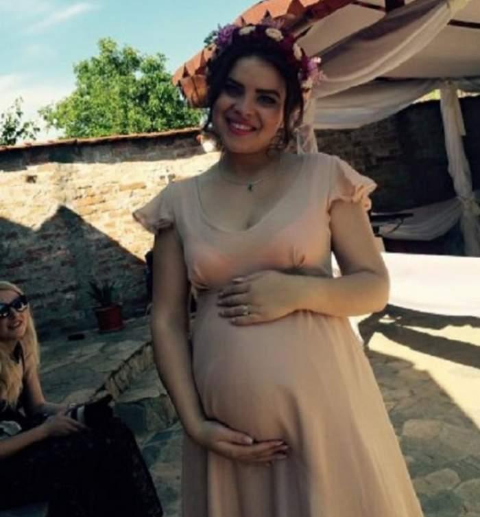 Bianca Lăpuşte, măcinată de gânduri negre înainte de naştere? Ce mesaj a postat pe Facebook