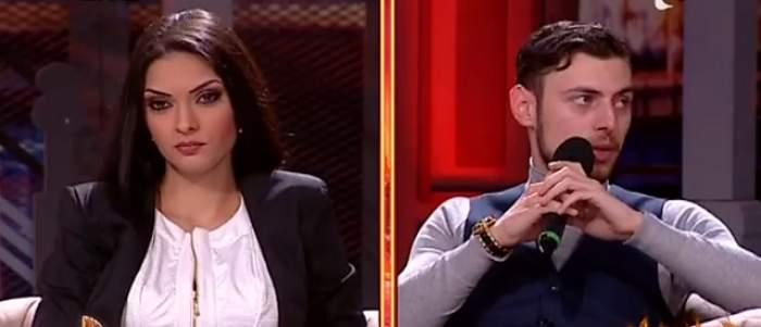 """VIDEO / Reacţia lui Edy Mexicanu' după ce a văzut imaginile în care îşi înşela soţia: """"Bine că nu am dus-o pe câmp!"""""""