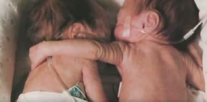 VIDEO / Puterea dragostei! Şi-a îmbrăţişat sora care era pe moarte, iar ce a urmat a impresionat o lume întreagă