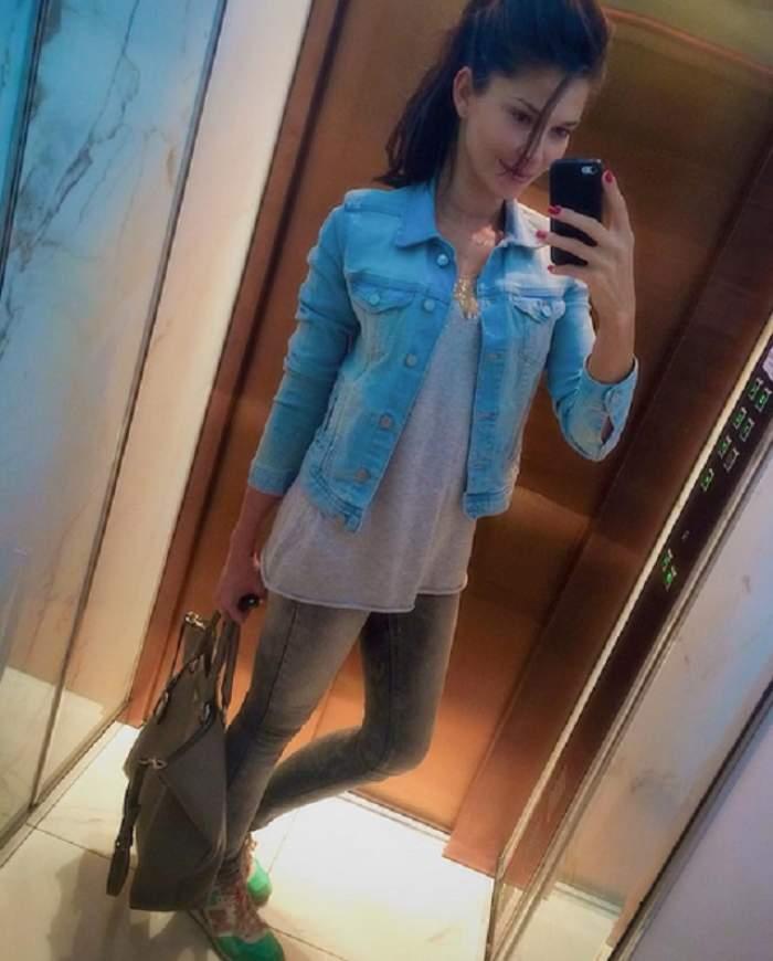 Alina Puşcaş, o toamnă fashion! Cum se îmbracă vedeta în zilele reci şi ploioase