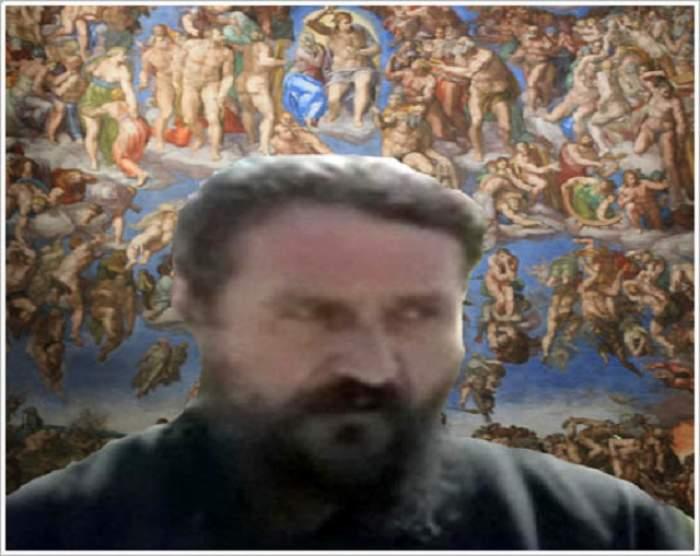 Răsturnare de situaţie în cazul călugărului care chema enoriaşele la biserică în chiloţi tanga! Ce s-a întâmplat cu stareţul Don Juan!