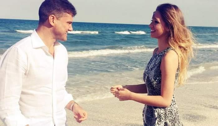 """Cristian Boureanu a anunţat cu surle şi trâmbiţe: """"Iubita mea..."""""""