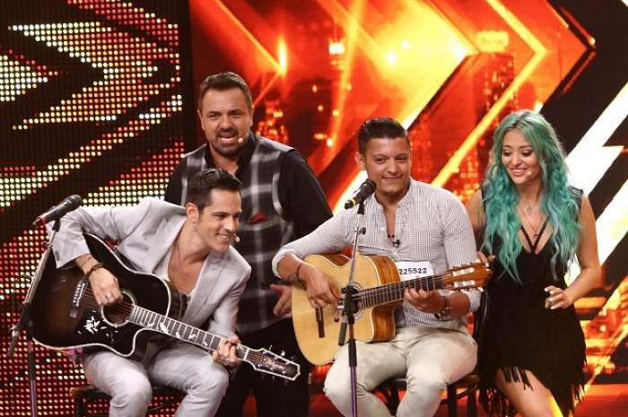 Cei trei jurați X Factor, pentru prima oară împreună pe aceeași scenă! Ce surpriză le pregătesc telespectatorilor