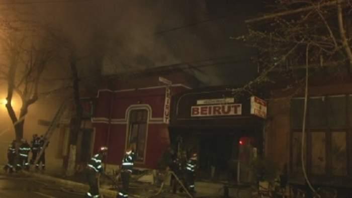Răsturnare de situaţie în dosarul incendiului de la restaurantul Beirut!