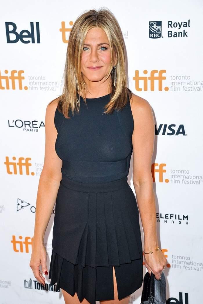 Îi prieşte statutul de femeie măritată! Jennifer Aniston s-a îngrăşat îngrozitor! Vezi imaginile grăitoare aici!