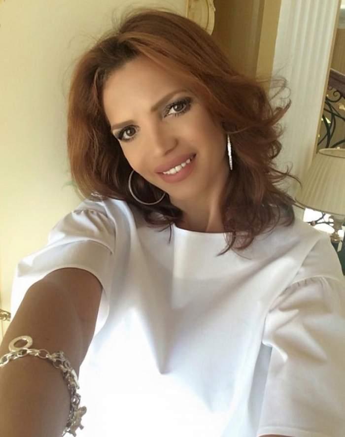 Are probleme cu soţul, dar se chinuie să zâmbească! Mesajul emoţionant postat de Cristina Spătar