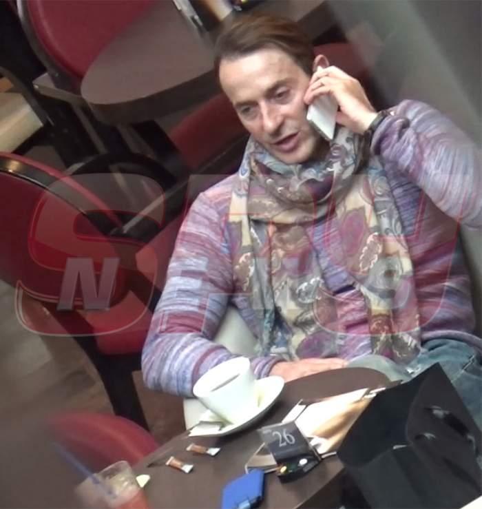 VIDEO / Radu Mazăre nu are liniște nici  la mall! Au sărit femeile pe el și i-au mâncat și... prăjiturica