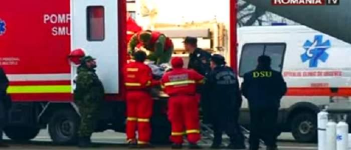 Incendiu puternic în Chişinău! Trei dintre răniţi, transferaţi în Bucureşti. O tânără se zbate între viaţă şi moarte