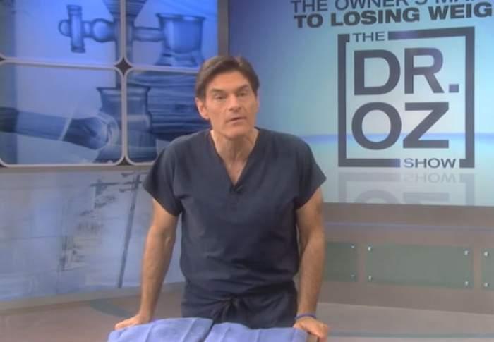 Doctor Oz îţi vinde pontul. Gata cu kilogramele în plus. Asta este cea mai eficientă DIETĂ