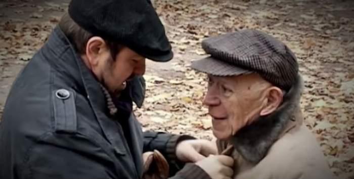 VIDEO / Atât de mult îl iubea! Clipul emoţionant în care Horia Brenciu apare alături de tatăl lui. Imaginile cu cei doi îţi vor aduce lacrimi în ochi